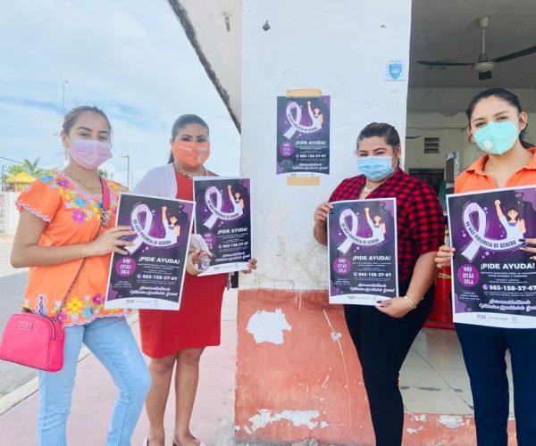 Campaña Únete por la Eliminación de la Violencia Contra las Niñas y Mujeres