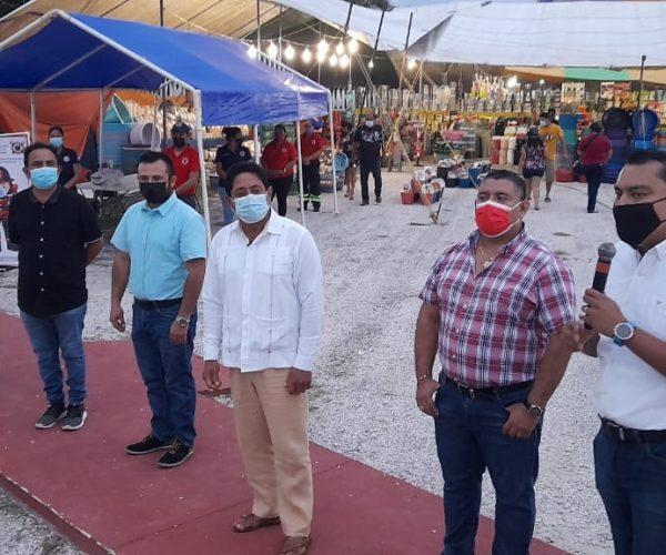 INAUGURACIÓN DE LA EXPO-HOGAR